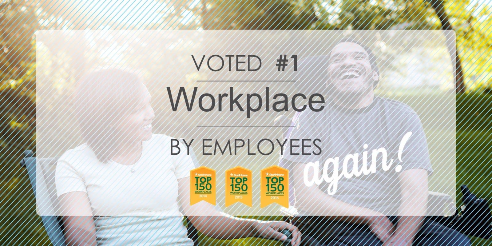 Top Workplace Slider Photo