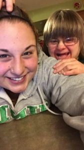Jordan is a confident advocate for people with disabilities