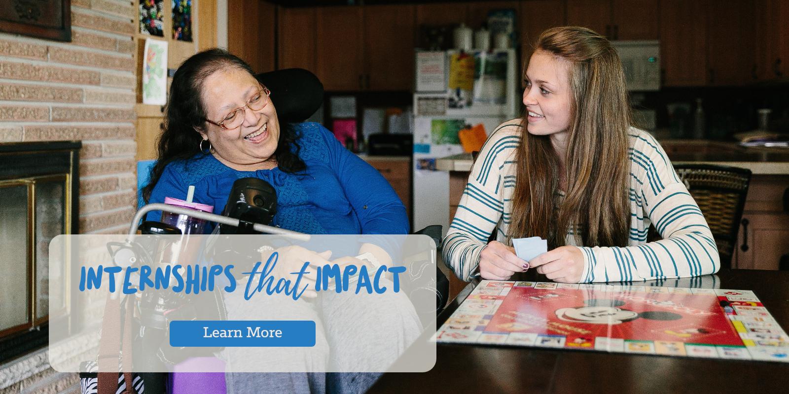 Internships that Impact