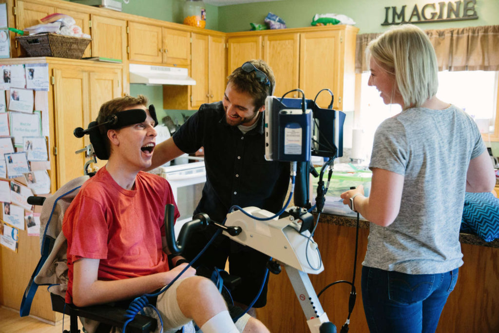 Spotlight on Occupational Therapy Experience at ACR Homes