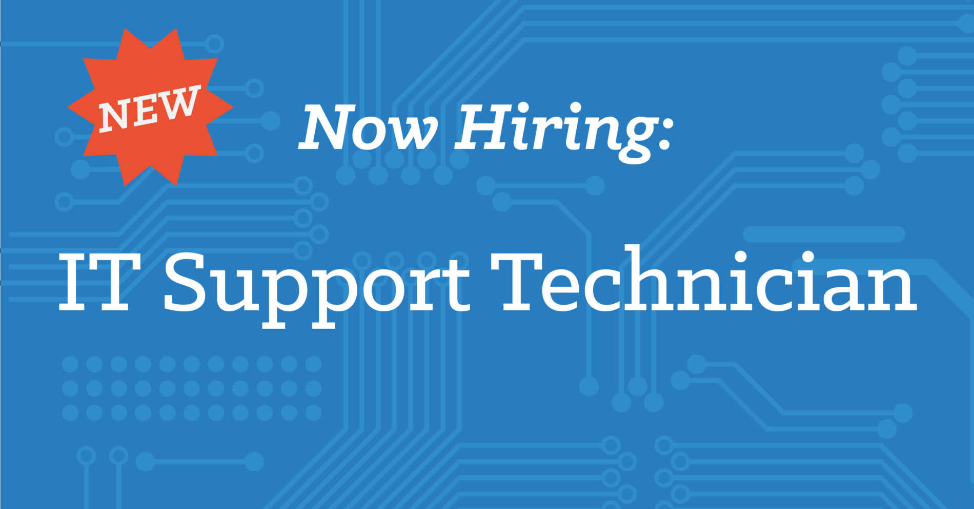 Image result for hiring IT Technician