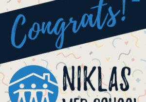 Congrats Niklas ig